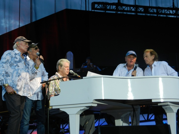 Beach Boys 50th Anniversary July 13, 2012