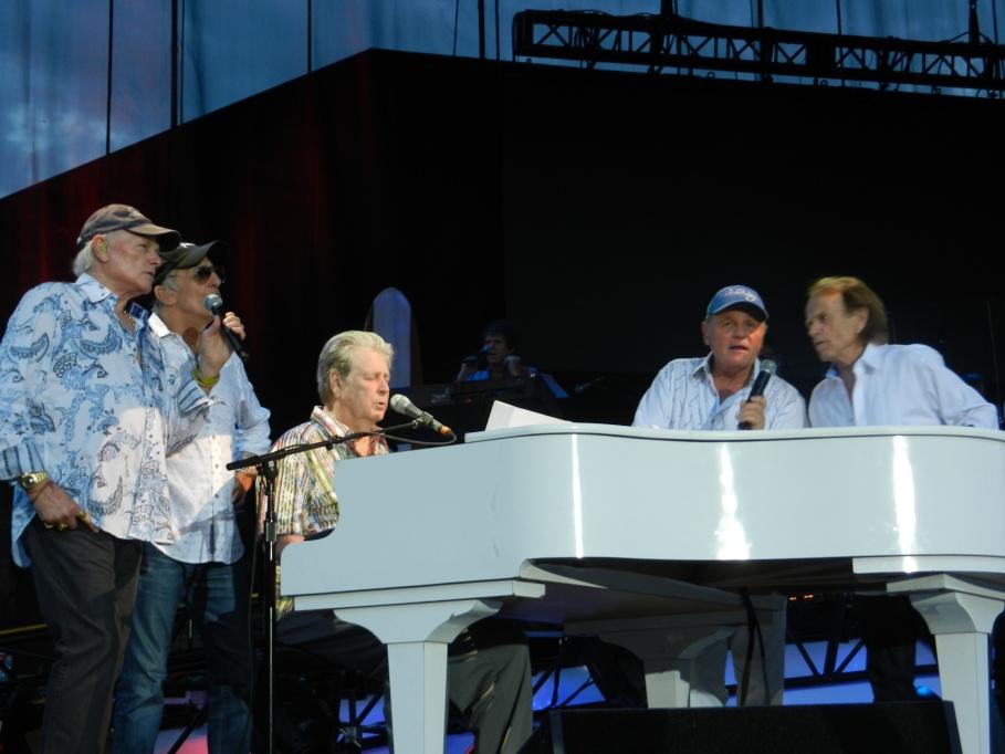 Beach Boys 50th Anniversary July 13, 2012