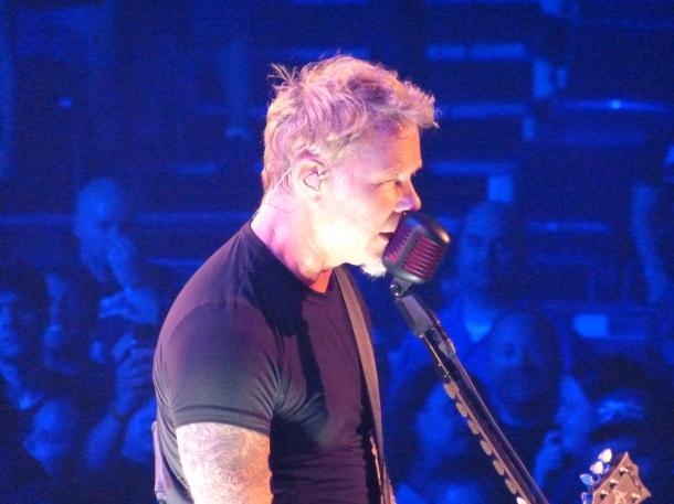 Metallica August 25 2012