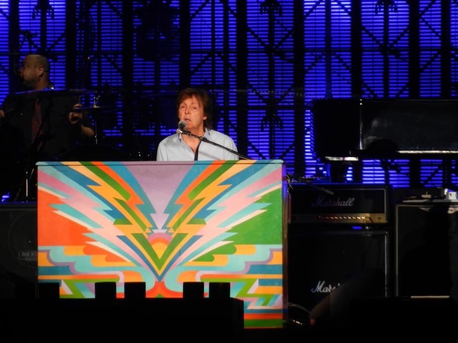 Paul McCartney July 19 2013