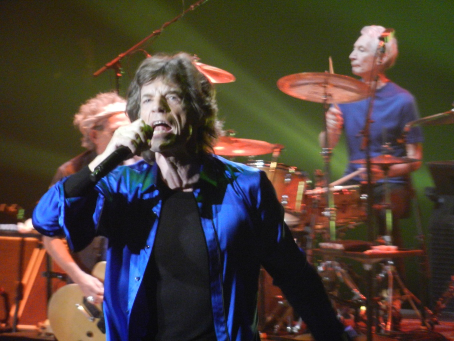 The Rolling Stones May 5 2013